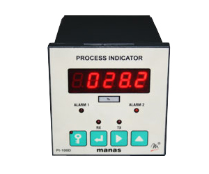 Process Indicator with Alarms, PI-100 series